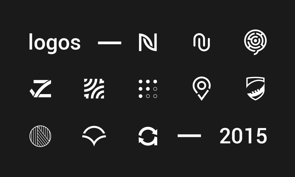 2015 logos & marks