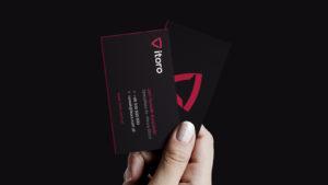 Dominik Pacholczyk Brand Idenity Design Consultancy ITORO Łódź Warszawa