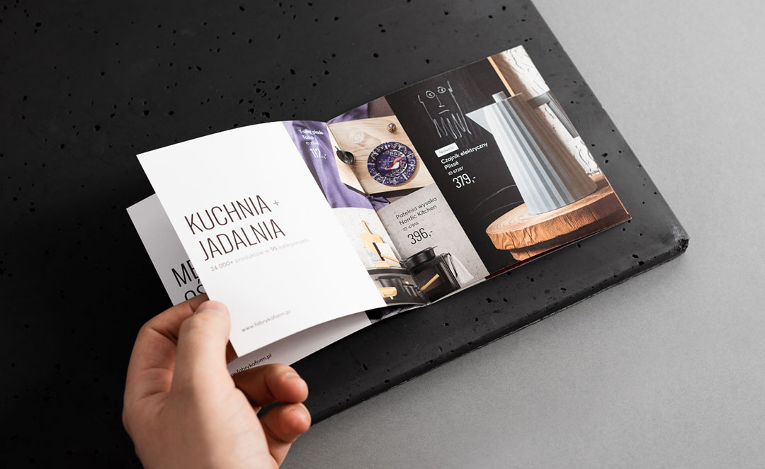 Fabryka Form Brochure